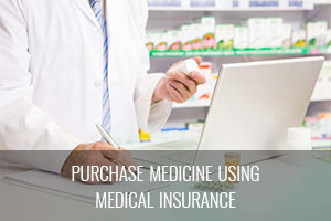 purchase medicine using medical insurance