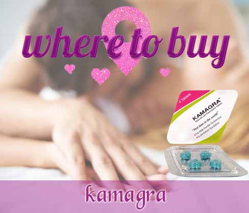 Where to buy Kamagra